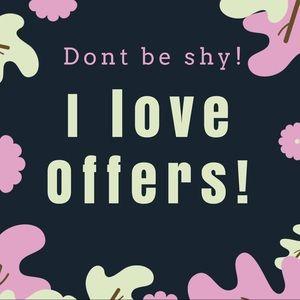 Accessories - Make an offer! 👢👠👙👗👟🧢👜